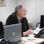10.05.12 - JU meets RZ-Chefredakteur Christian Lindner